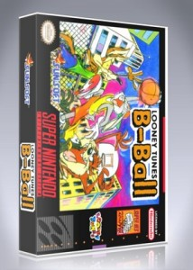 SNES - Looney Tunes B-Ball