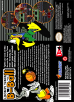 SNES - Looney Tunes B-Ball (back)