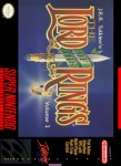 SNES - Lord of the Rings, The: Volume 1 (front)