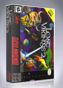 SNES - Lost Vikings 2