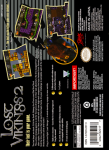 SNES - Lost Vikings 2 (back)