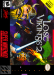 SNES - Lost Vikings 2 (front)