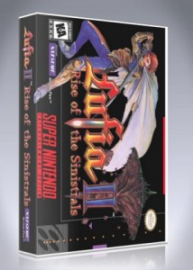 SNES - Lufia II: Rise of the Sinistrals