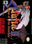 SNES - Lufia II: Rise of the Sinistrals (front)