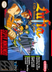 SNES - Lufia & The Fortress of Doom (front)