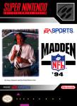 SNES - Madden NFL 94 (front)