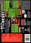 SNES - Madden NFL 97 (back)