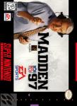 SNES - Madden NFL 97 (front)