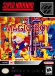 SNES - Magic Boy (front)
