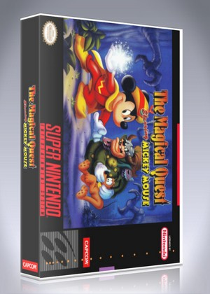Magical Quest Starring Mickey Mouse, The