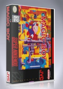 SNES - Magic Boy