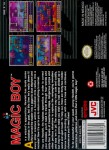 SNES - Magic Boy (back)