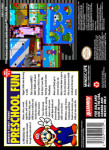SNES - Mario's Early Years: Preschool Fun (back)
