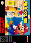 SNES - Mario's Early Years: Preschool Fun (front)