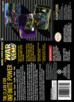 SNES - Marvel Super Heroes in War of the Gems (back)