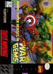 SNES - Marvel Super Heroes in War of the Gems (front)