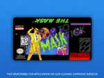 SNES - The Mask Label