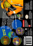 SNES - The Mask (back)
