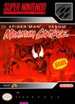 SNES - Maximum Carnage (front)