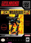 SNES - MechWarrior 3050 (front)