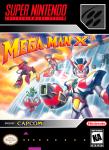 SNES - Mega Man X3 (front)