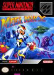SNES - Mega Man X (front)