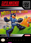 SNES - Mega Man Soccer (front)
