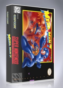 SNES - Mega Man 7