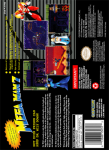 SNES - Mega Man 7 (back)