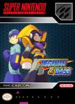 SNES - Mega Man & Bass (front)