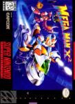 SNES - Mega Man X2 (front)