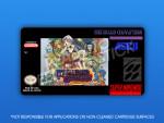 SNES - Melfand Stories Label