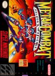 SNES - Metal Combat: Falcon's Revenge (front)