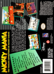 SNES - Mickey Mania: The Timeless Adventures of Mickey Mouse (back)