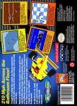 SNES - Micro Machines (back)