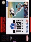 SNES - MLBPA Baseball (front)