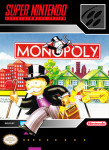 SNES - Monopoly (front)