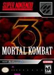 SNES - Mortal Kombat 3 (front)