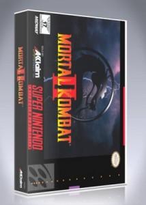 SNES - Mortal Kombat II
