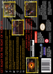 SNES - Mortal Kombat 3 (back)