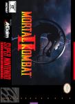 SNES - Mortal Kombat II (front)