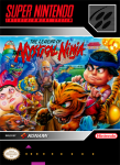 SNES - The Legend of the Mystical Ninja (front)