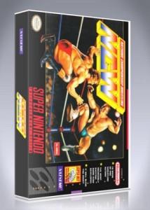 SNES - Natsume Championship Wrestling