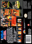 SNES - NBA All-Star Challenge (back)