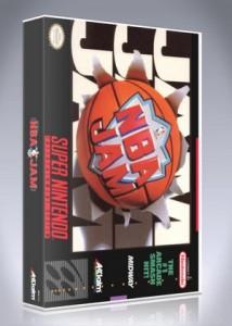 SNES - NBA Jam