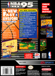 SNES - NBA Live 95 (back)