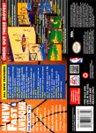 SNES - NBA Live 95 (back)