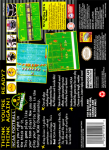 SNES - NCAA Football (back)