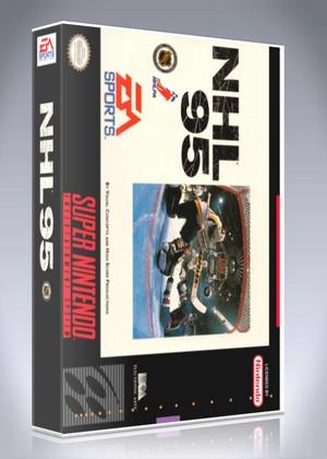 SNES - NHL 95