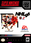 SNES - NHL 96 (front)